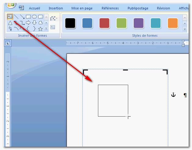 Realisez Une Carte D Invitation Sous Microsoft Word