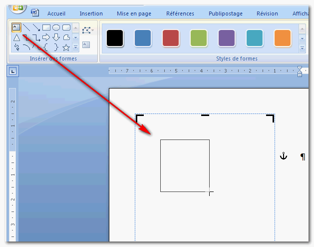 Realisez Une Carte Dinvitation Sous Microsoft Word